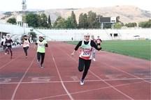 رقابتهای دوومیدانی قهرمانی بانوان کشور در شیراز آغاز شد
