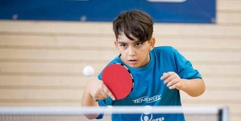 مدال برنز تیمی مشترک تنیس روی میز ایران و چک