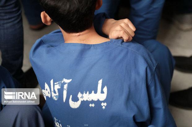 سارقان طلا و جواهر در یاسوج دستگیر شدند