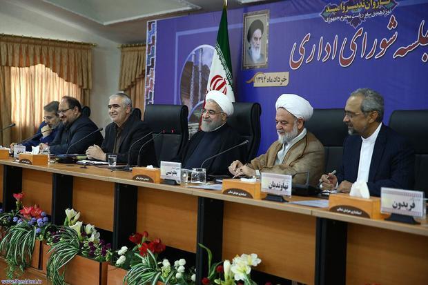 گام های بلند دولت تدبیر و امید برای محرومیت زدایی خراسان شمالی