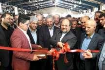 وزیر صنعت چند طرح تولیدی را در سمنان افتتاح کرد