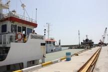آستارا بیشترین حجم صادرات بندرهای شمال ایران را دارد