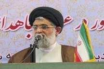 حضور گسترده مردم در انتخابات بهترین پشتوانه برای نظام و انقلاب شد