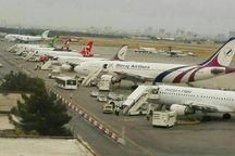 پروازهای فرودگاه مشهد به مقصد نجف افزایش یافت