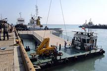 ساخت اسکله های تجاری در کنارک و زرآباد ضامن توسعه تجارت است