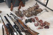 ۲ متخلف حرفهای شکار پرندگان وحشی در کرمان دستگیر شدند