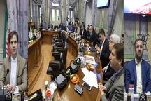 اعضای کمیسیونهای شورای شهر رشت انتخاب شدند