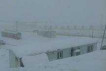 سردشت، پیرانشهر و ارومیه بیشترین بارش زمستانی را داشته است