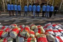 تعداد دستگیرشدگان مواد مخدر در قزوین افزایش یافت