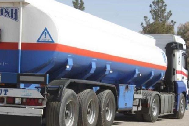 قاچاقچی  سوخت در قزوین 550 میلیون ریال جریمه شد