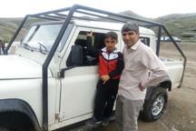خبر ایرنا موجب توجه مسئولان به کوچکترین آفرودباز ایران شد
