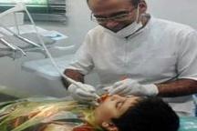 ارائه خدمات دندانپزشکی رایگان به 700 دانش آموز استثنایی گیلان