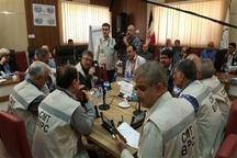 مانور دور میزی پتروشیمی بندر امام خمینی برگزار گردید