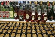کشف 13 هزار لیتر مشروبات الکلی و پلمپ چهار کارگاه مشروب سازی در هرمزگان