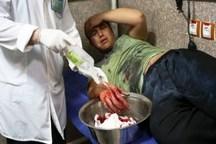 29 مصدوم حوادث چهارشنبه سوری از بیمارستان های ساوه ترخیص شدند