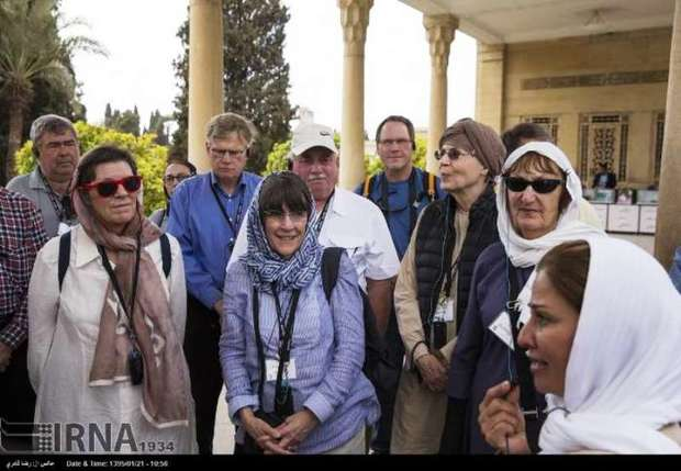 بوم گرد دره شهر مورد استقبال گردشگران خارجی قرار گرفت
