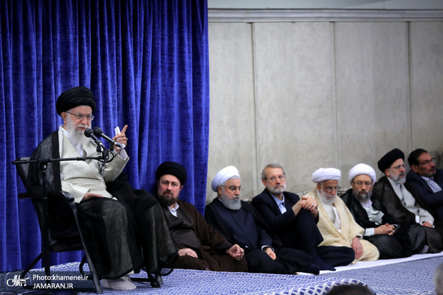 رهبر معظم انقلاب: گزینه قطعی ملت ایران مقاومت است