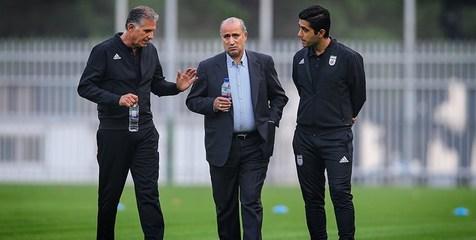 توضیح وکیل کی روش درباره شکایت کارلوس از فدراسیون فوتبال