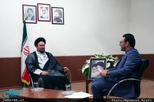 ساعت 23 امشب/ حضور یادگار امام در برنامه زنده «نگاه یک»