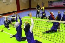دور نهایی لیگ دسته یک والیبال نشسته بانوان کشور در ارومیه آغاز شد