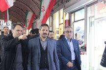 بازار تبریز یکی از مهمترین پتانسیلهای تبریز برای جذب گردشگر است