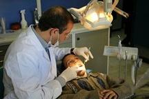 ارائه خدمات دندانپزشکی رایگان در مناطق محروم استان اردبیل