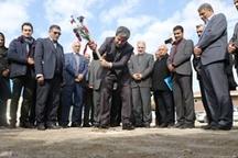 کلنگ زنی نخستین کارخانه خودروسازی در استان آذربایجانغربی