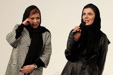 حرف های زری خوشکام درباره آشنایی و نحوه خواستگاری علی حاتمی از او