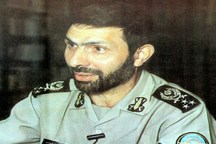 مراسم یادبود شهید صیاد شیرازی در کاشان برگزار شد