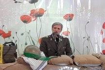 مازندران مهد دلیر مردان در راه دفاع از ارزش های اسلامی است