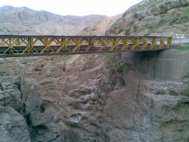سقوط از پل مرگ یک گردشگر را در لالی رقم زد