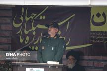 ایران، پرچم دار  نهضت اصلی ضد استکبار جهانی است