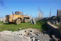 114مورد ساخت وساز غیرمجاز در اراضی لرستان متوقف شد