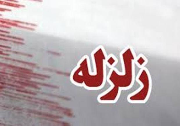 زلزله پنج ریشتری راور کرمان خسارت نداشت