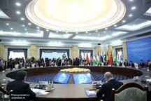روحانی: تهران آماده ارائه همه تسهیلات برای فعالیت اقتصادی شرکتها و دولتهای عضو سازمان شانگهای است/ در عراق و سوریه برای صلح جنگیده ایم/ اعضای برجام به تعهدات خود عمل کنند