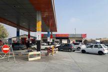 فعالیت جایگاه سوخت آسیب دیده در ورامین از سر گرفته شد