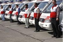 1000 امدادگر در طرح نوروزی هلال احمر شهرری مشارکت می کنند
