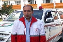 امدادگران اردبیلی به 43 فقره حادثه کمک رساندند