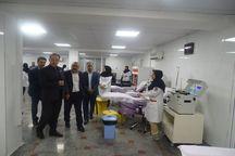 کلینیک جامع اهدای خون در آذربایجانغربی راهاندازی شد