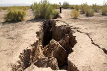 فرونشست زمین شمال اصفهان را بیشتر سایر نقاط تهدید می کند