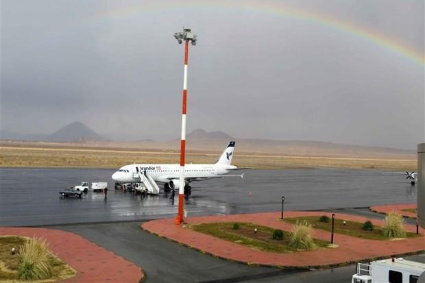 فرودگاه های سمنان مجوز پرواز داخلی و مرز هوایی می گیرند