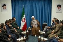 دانش آموزان باید در پی تحقق اهداف انقلاب اسلامی باشند