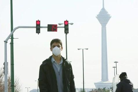 تهران چندمین شهر آلوده جهان است؟