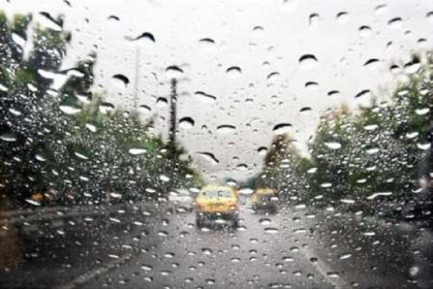 بیشترین میزان باران خوزستان در حسینیه با 42،5میلیمترثبت شد