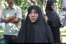 فاطمه هاشمی: مخالفین دولت از مشارکت حداکثری مردم می ترسند