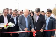 افتتاح بزرگترین سیستم آبیاری هوشمند فضای سبز کشور در یزد