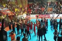 گیتی پسند اصفهان به فینال لیگ برتر فوتسال صعود کرد