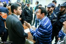 جلسه پنجم دادگاه رسیدگی به پرونده حسین هدایتی