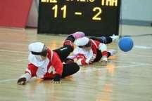 ورزشکار شیرازی به اردوی تیم ملی گلبال بانوان دعوت شد