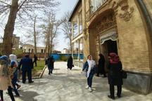 11 هزار گردشگر از موزه های استان مرکزی بازدید کردند